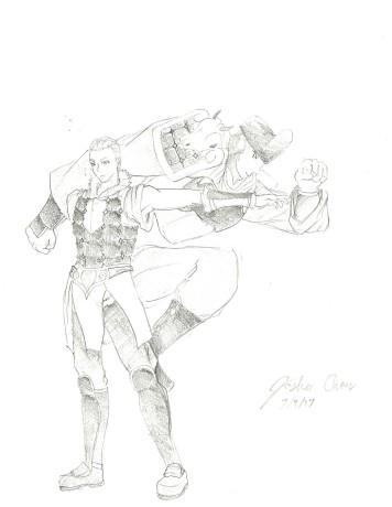 Concept: Li and Guan Yu